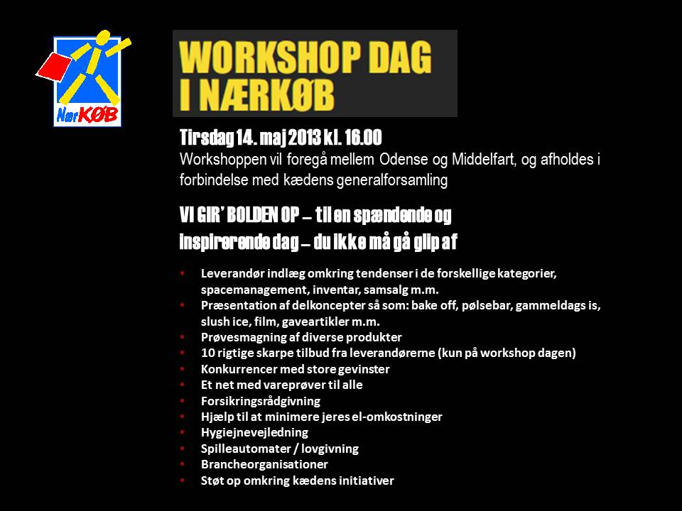 Veloverstået Workshop