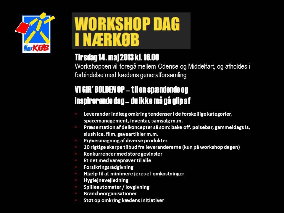 Veloverstået Workshop