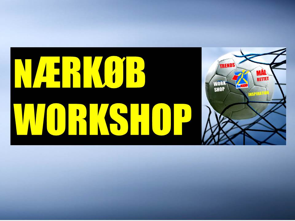 NærKØB workshop og messe 2016