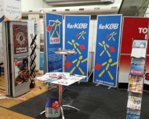 Vi har deltaget på DK-CAMP messe 2017