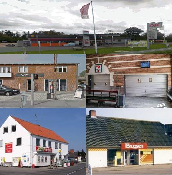 Nye nærbutikker åbner i tomme lokaler rundt omkring i landet