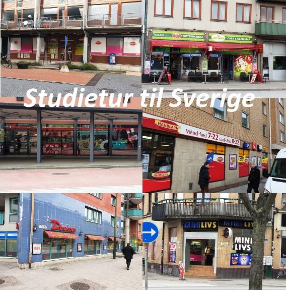 Studietur til Sverige