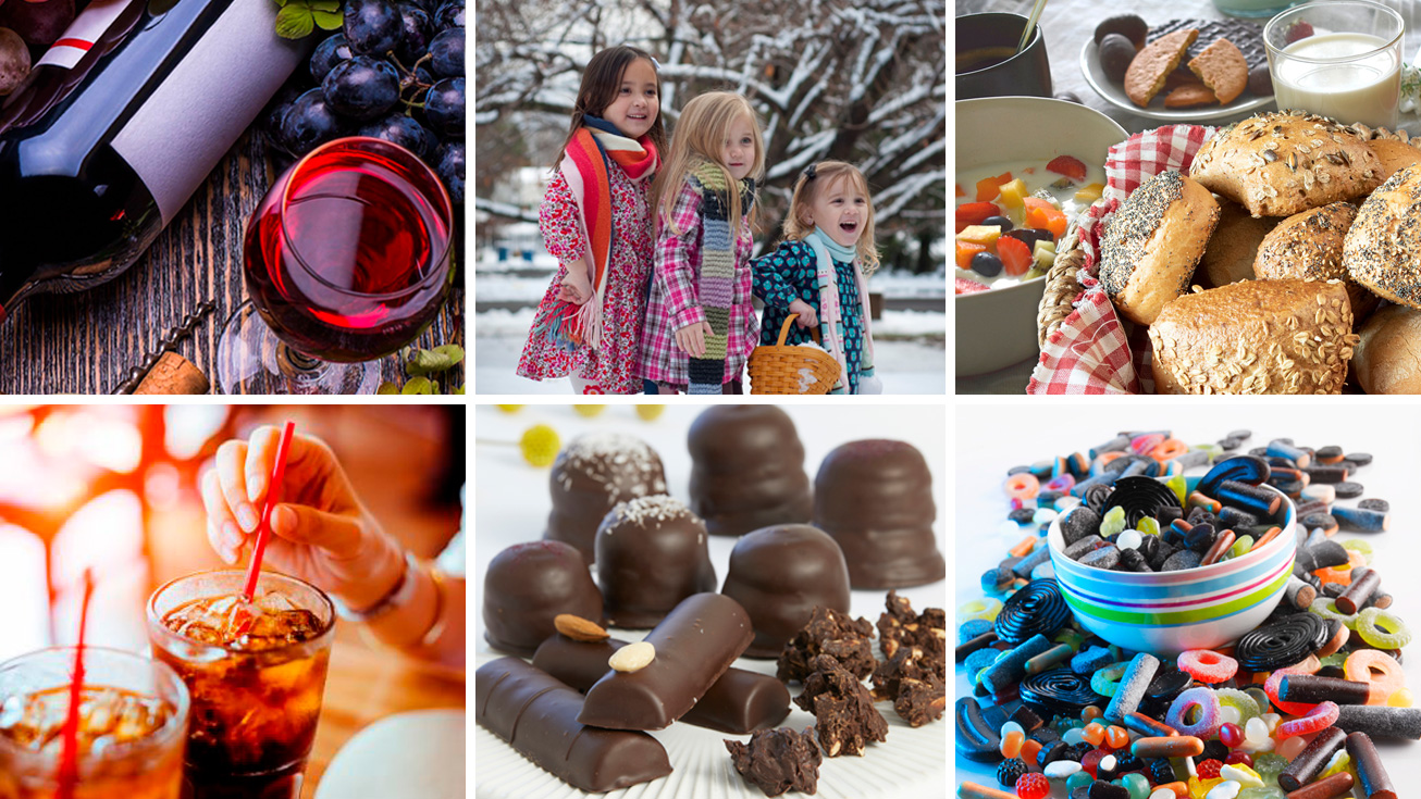 Handel lokalt i vinterferien
