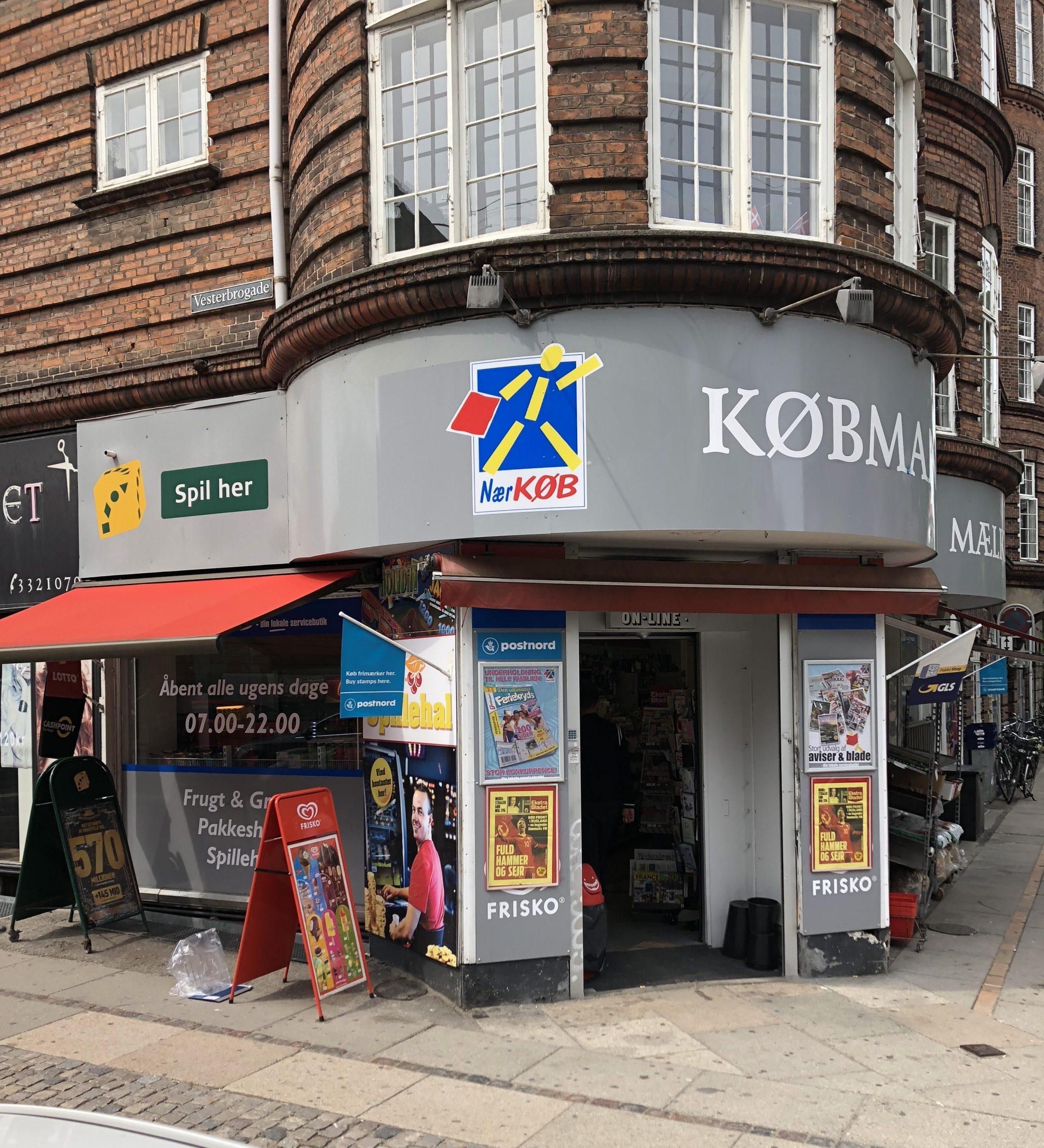 Butikkerne tilpasser sig efter lokalsamfundets behov